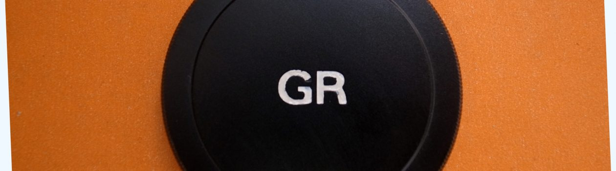 GR DIGITAL 4 レンズキャップ